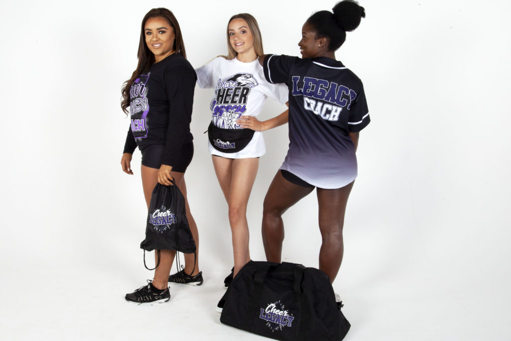 Cheer Legacy Team Wear